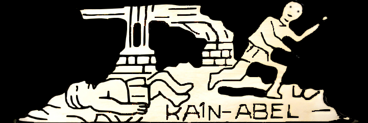 Das Kain-Abel-Logo von Emil Broch