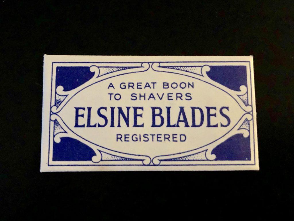 Elsine Blades, Front