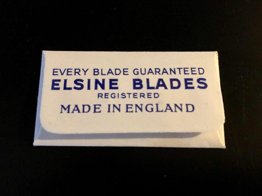 Elsine Blades, Back